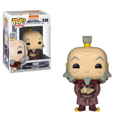 Funko POP Animation Avatar Last Airbender Iroh - #539